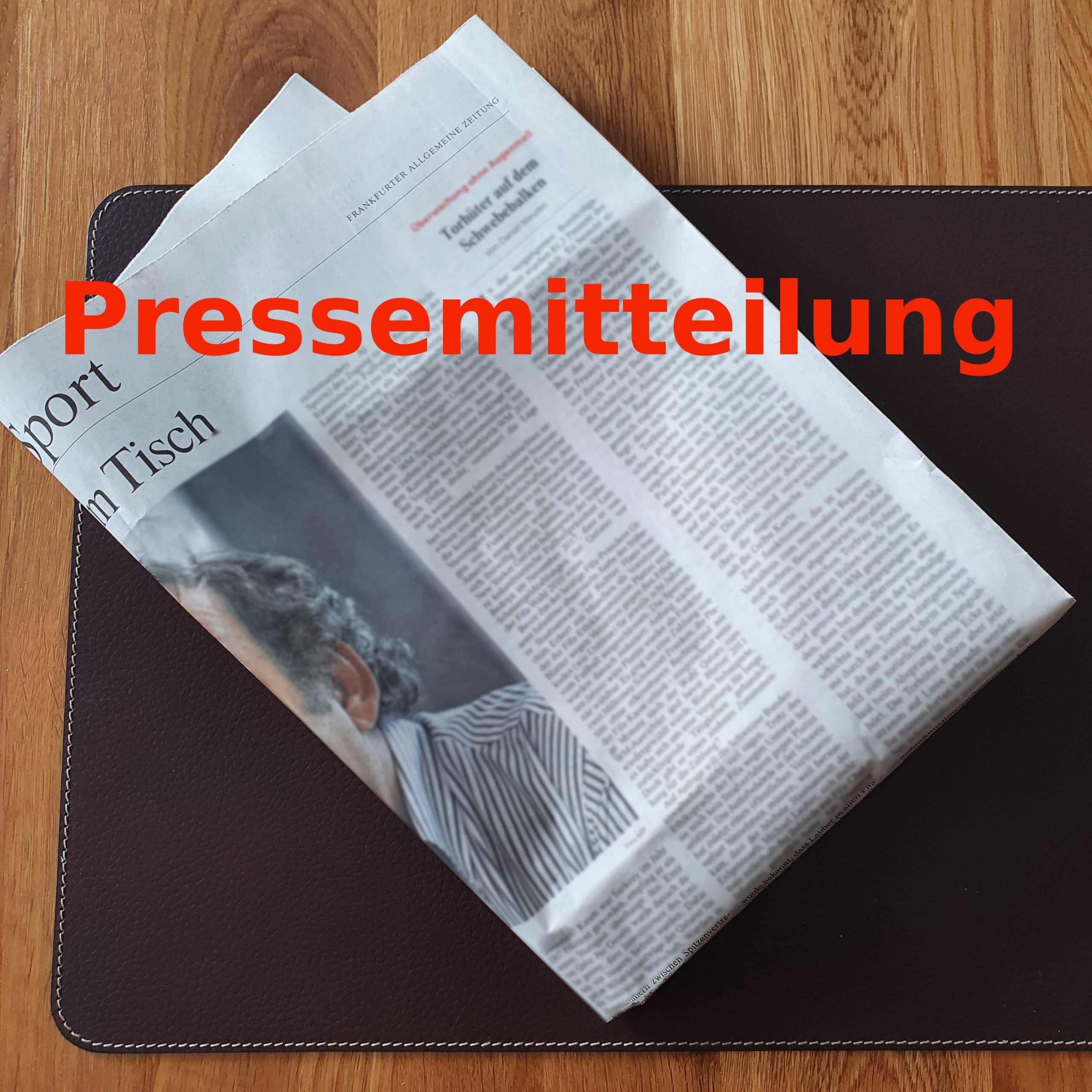 Pressemitteilung: Dank an Helga Uhrig und Marcus Aulbach